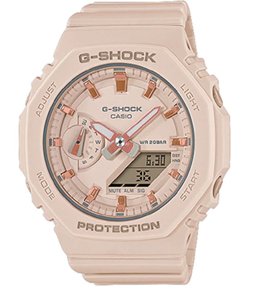 Relógio G-Shock GMA-S2100-4ADR *Carbon Core Guard