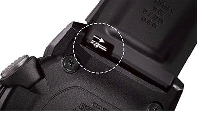 Pulseira G-Shock GA-2000 Carbon Core Guard BANDGS01BC-4DR