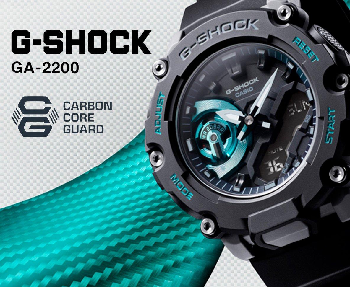 G-SHOCK GA-2200