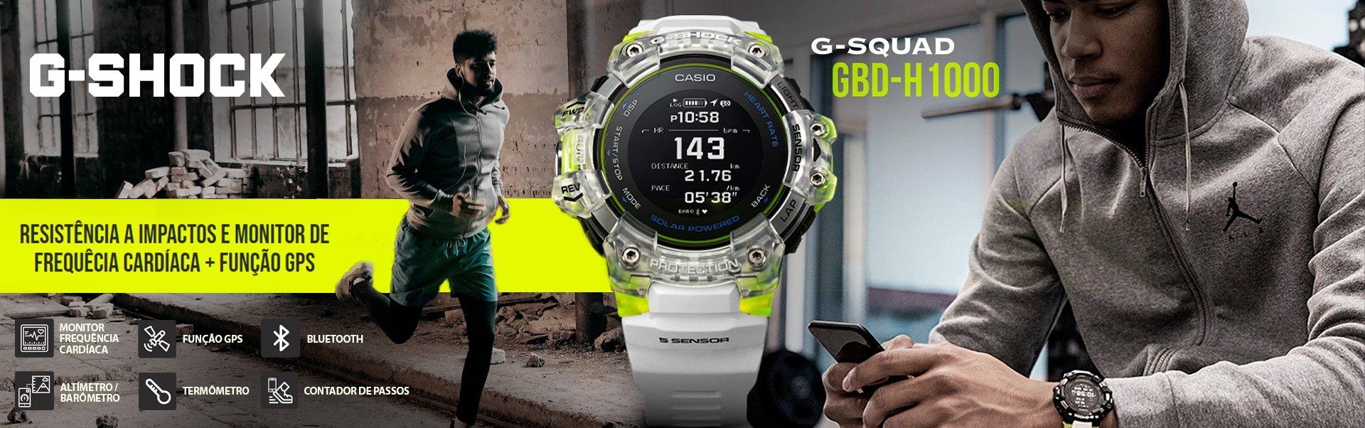 G-SHOCK Squad GBD-H1000