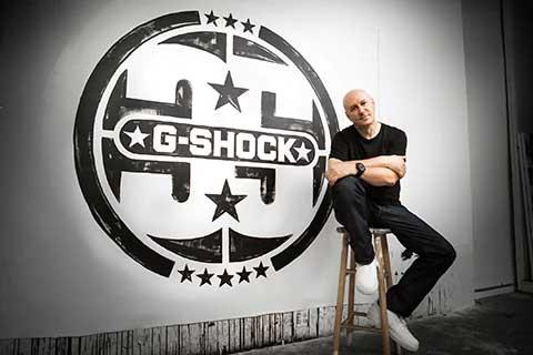 G-SHOCK ERIC HAZE